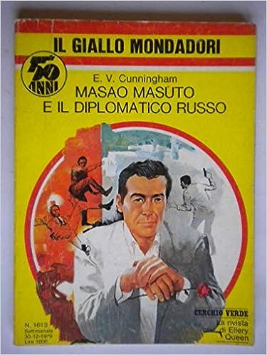 Masao Masuto e il diplomatico russo