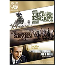 The Great Escape/The Magnificent Seven/The Thomas Crown Affair
