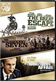 The Great Escape/The Magnificent Seven/The Thomas Crown Affair (MGM 90th Anniversary Edition) (Bilingual)