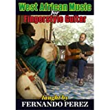 West African Music for Fingerstyle Guitar [Import belge]