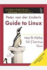 Peter Van Der Linden's Guide to Linux Paperback