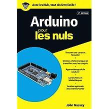 Arduino pour les Nuls poche, 2e édition (POCHE NULS) (French Edition)