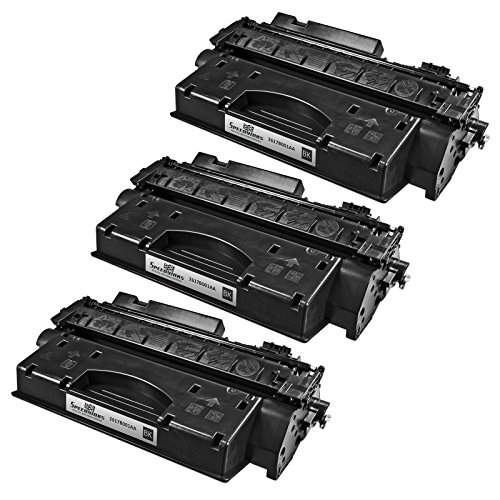 Speedy Inks - 3pk Remanufactured Canon 120 2617B001AA Black Laser Toner Cartridge for ImageClass D1120 D1150 D1170 D1180 D1320 D1350 D1370 (Black 120 Toner Cartridge)