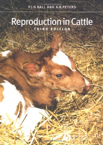 Reproduction in Cattle by Brand: Wiley-Blackwell
