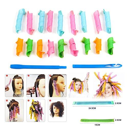 V-EWIGE Neuer Entwurfs-Haar-Lockenwickler-Haar-Rolle Heizung lockiges Wavy Hair Styling Neue