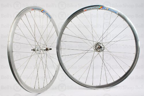 Wheel Master Weinmann DP18 Wheel Set - 700c, 32H, Fixie, ...