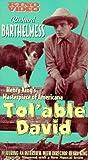 Tol'able David [VHS]