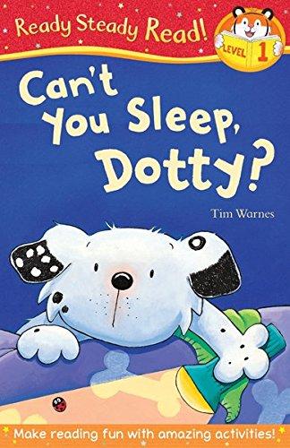 Can't You Sleep, Dotty? (Ready Steady Read) pdf