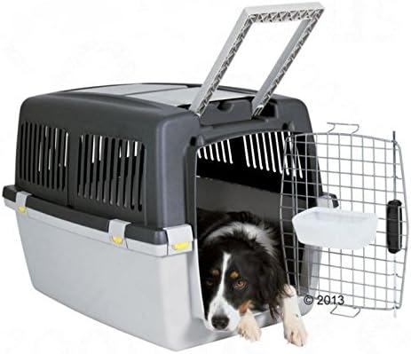 Jaula resistente para perros Kennel Gulliver, ideal para viajes por avión, tren o coche: Amazon.es: Productos para mascotas