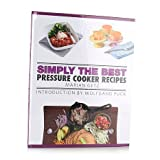 Simply the Best Pressure Cooker Recipes, Marian Getz, 0985819146