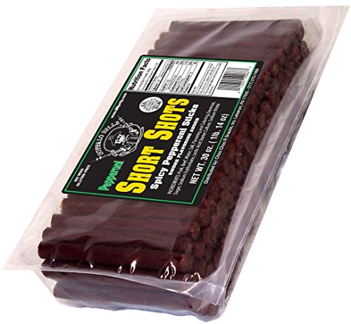 (Buffalo Bills Pepperoni Short Shots (120 beef and pork 3.5