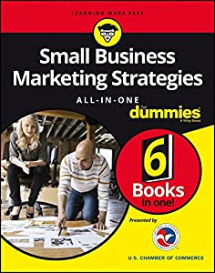 Small Business Marketing Strategies All-In-One For Dummies by For Dummies