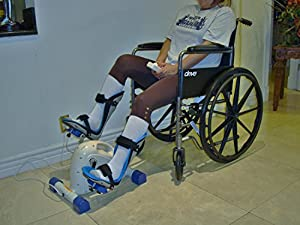 Sago® Foot Splints for Motorized Exercise Cycles / for the Handicap & Disabled (Sold in Pairs) Once you've placed your order,Please email us the Shoe size-Height-Weight-Gender.