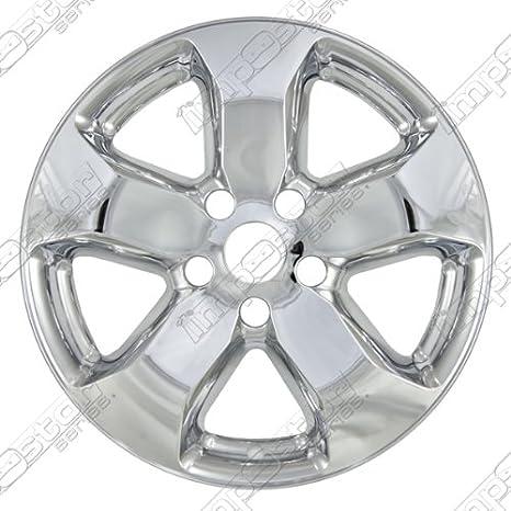 Rueda para Jeep Grand Cherokee impostor rueda Skins; Acabado cromado; 5 radios; ABS