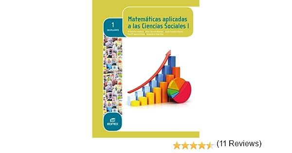 Matemáticas aplicadas a las Ciencias Sociales I 1º Bachillerato ...