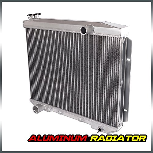 - Aluminum Racing Cooling Radiator Replacement CC5759 For Ford Fairlane/Victoria/Ranchero/Skyline V8 1957 1958 1959