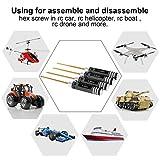 Hex Screw Driver RC Car Repair Tool Kits Set for