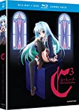 C3 - Cube x Cursed x Curious: The Complete TV Series + OVA [Blu-ray + DVD]
