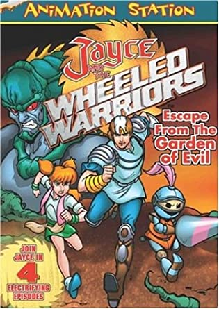 Amazon.com: Jayce and the Wheeled Warriors - Escape from the ...