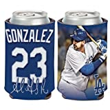 MLB Los Angeles Dodgers Can Cooler 12 oz. Adrian Gonzalez Limited Can Koozie