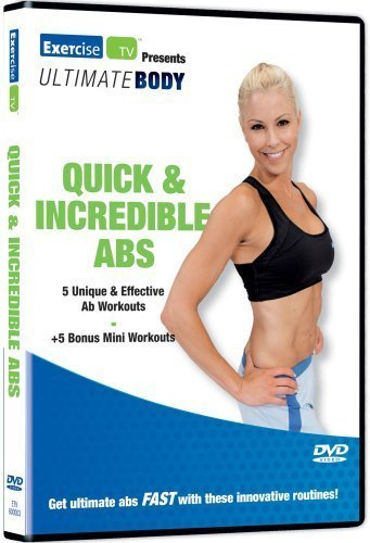 Ultimate Body: Quick & Incredible Abs by Exercise TV by Andrea Ambandos by Exercise TV