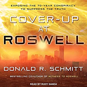 Cover-Up at Roswell Audiobook