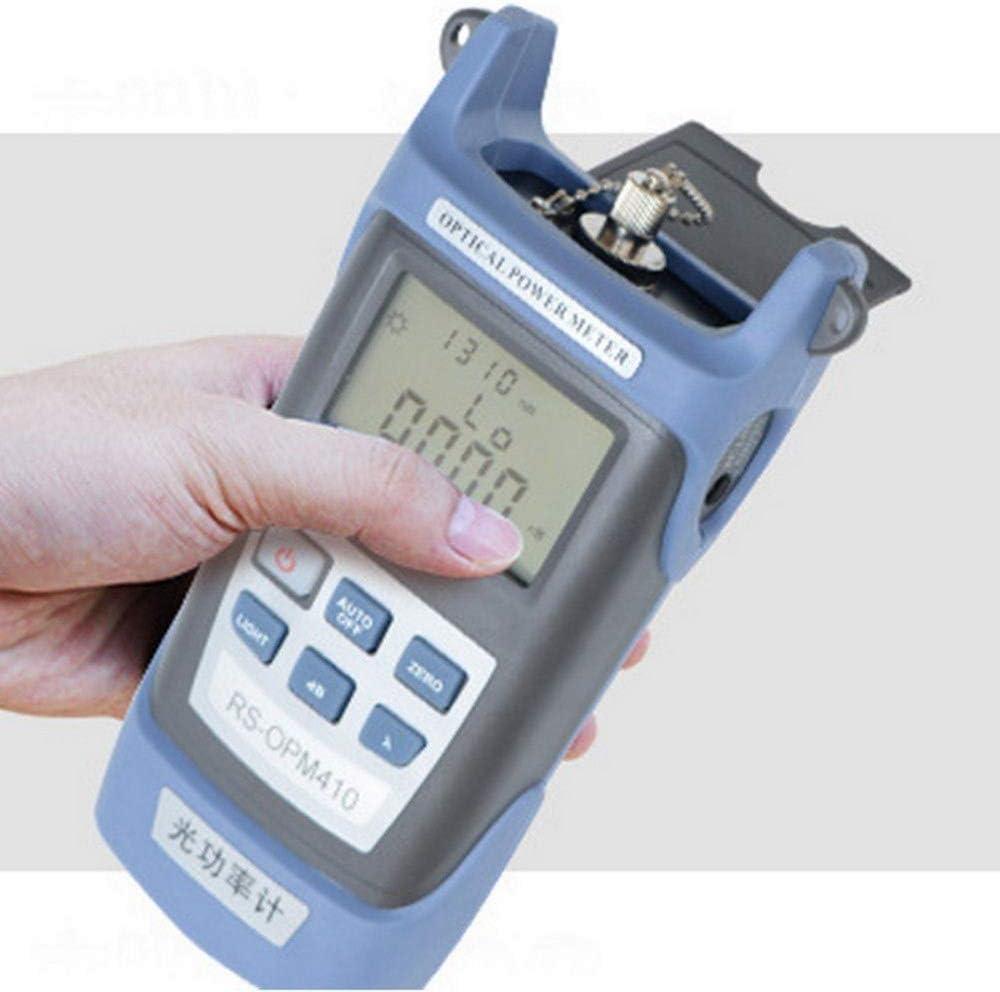alle Werkzeuge Das vollst/ändigste Glasfaser-Verbindungs-Set beinhaltet Glasfaserkabel-Tester tragbarer optischer Stromz/ähler etc optischer Fehlersucher