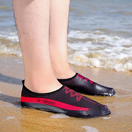de Secado de de de con Un Yoga 42 Deportivos Solo Buceo Rápido Estampado Zapatos natación ALIKEEY Color Zapatos de de Zapatillas Buceo Hq7xgFwF