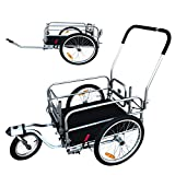 "2 in 1 20"" Wheels Cargo Utility Stroller and"