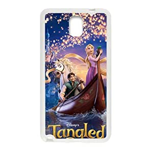Happy Frozen Romantic Kristoff and Anna Cell Phone Case for Samsung Galaxy Note3