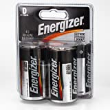 Energizer D-Cell 4-Pack, Baby & Kids Zone