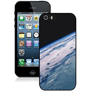 Beautiful Custom Designed Cover Case For iPhone 5s With Earth Surface Satellite View Phone Case