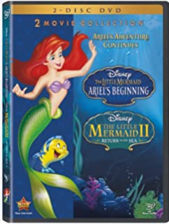 Amazoncom The Little Mermaid Ariels Beginning Jodi
