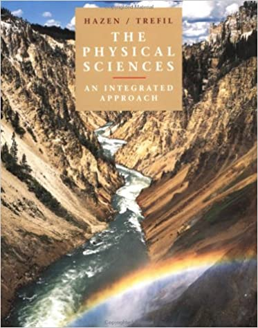 the physical sciences an integrated approach