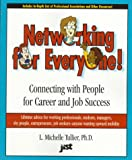 Networking for Everyone!, L. Michelle Tullier, 1563704404
