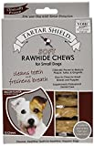 Tartar Shield Soft Rawhide Chews for Small Dogs For Sale