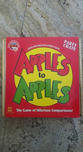 Apples to Apples Party Crate Card Game by Out of the Box