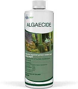 Aquascape 96024 Algaecide Treatment for Koi Fish Ponds and Water Gardens, 32-Ounce