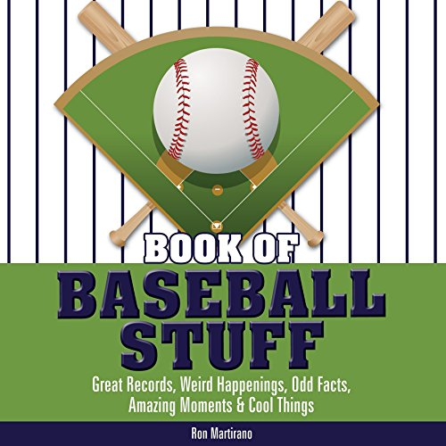 This book hits a grand slam right out of the park! No diehard devotee of the diamond will be able to resist this completely out-of-the ordinary look at the sport. It's rich in anecdotes about team superstitions (from the black cat that haunted the Cu...