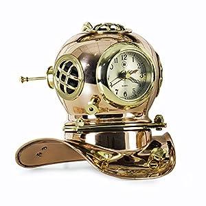 518SYIMFnjL._SS300_ Nautical Themed Clocks