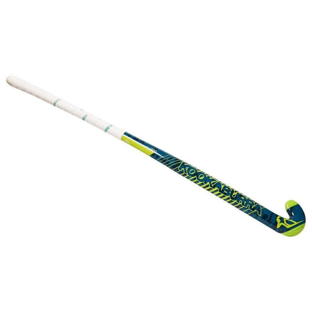 Palo de hockey Kookaburra Burst de madera para jóvenes