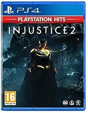 Injustice 2 PS4 Game (PlayStation Hits) [UK-Import]