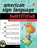 American Sign Language Demystified (Book & DVD)