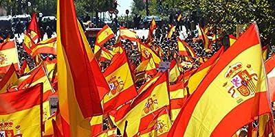 Durabol Bandera de España (España 150 * 90 cm Polister): Amazon.es: Hogar