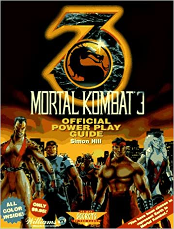 Mortal Kombat 3 Official Power Play Guide (Secrets of the