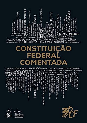 Constituição Federal Comentada Equipe Forense ebook