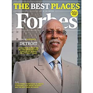 Forbes, July 4, 2011 Periodical