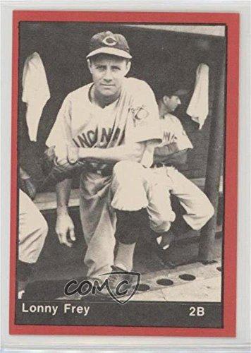 Linus Frey (Baseball Card) 1977 TCMA 1939-40 Cincinnati Reds - [Base] #32