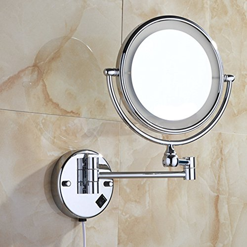 Wall Mirror With Led Lights - 8