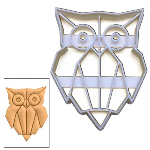 Origami Owl cookie cutter, 1 pc, Ideal for bird theme birthday party